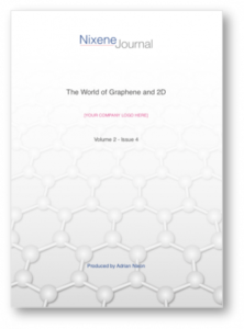premium information products relating to graphene and 2D materials
