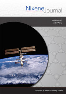 Graphene in Space cover