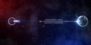 Space Elevator Webinar ISEC logo