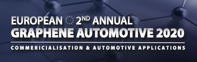 Graphene Automotive 2020 conference banner