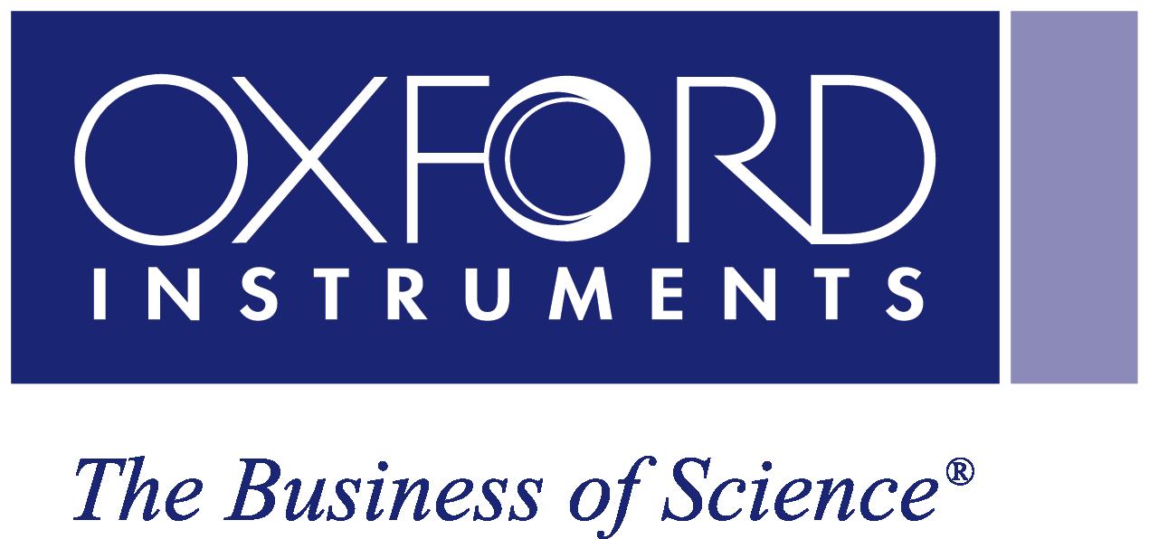 Diamond Quantum Technologies webinar: Oxford Instruments logo