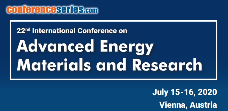 Advanced Energy Materials webinar Vienna Austria banner