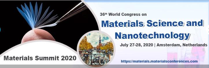 Materials Summit 2020 banner