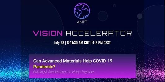 AMPT Vision Accelerator half-day event banner