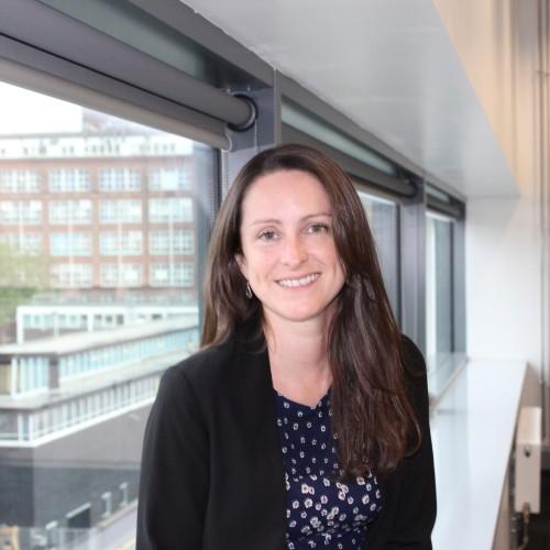 Graphene Corrosion Protection webinar presenter, Dr. Lisa Scullion