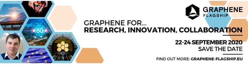 Graphene For event banner