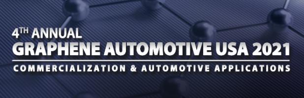 Graphene Automotive USA event banner
