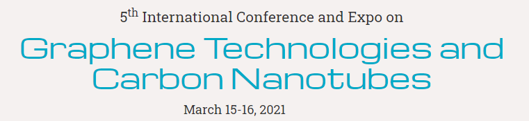 5th International Conference for Graphene Technoligies event banner