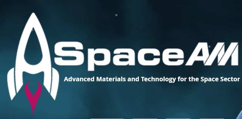 Space Advanced Materials convention banner 2021