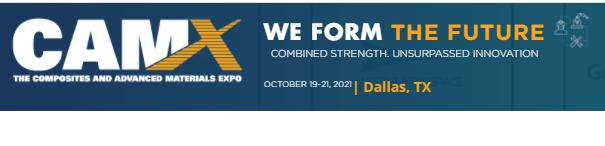 CAMX 2021 Dallas logo